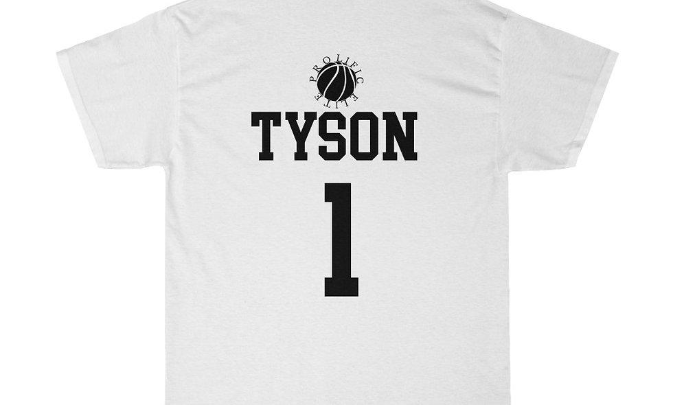 Prolific TT Squad Unisex Tee - White - Tyson