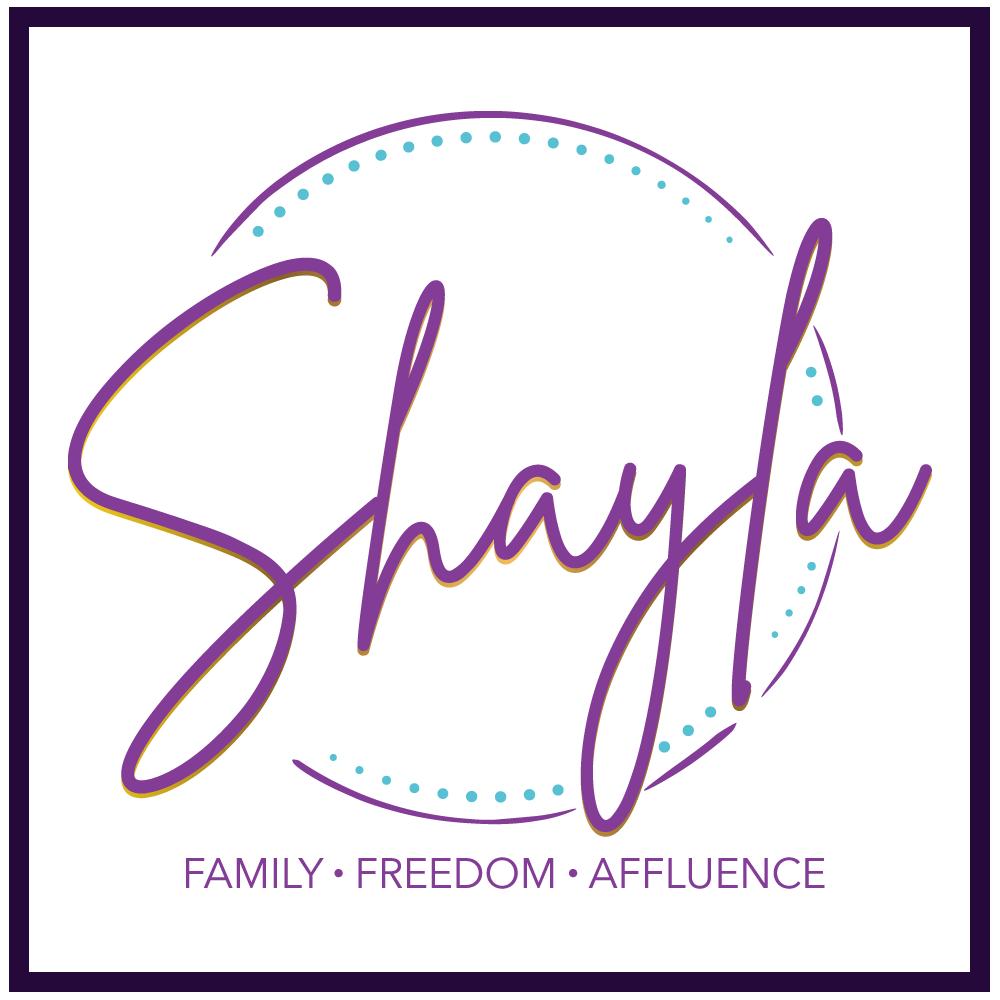 Shayla Boyd-Gill Brand Design