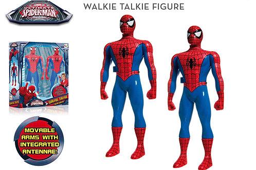 Walkie Talkie Spiderman Figura