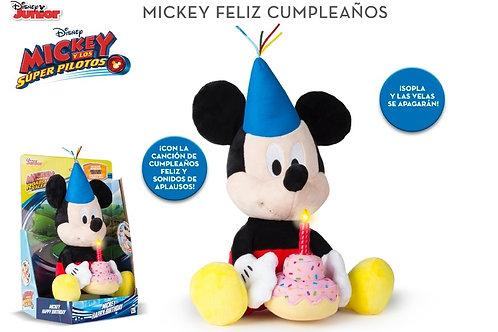 Mickey Feliz Cumpleaños