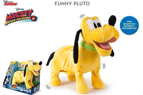 Funny Pluto