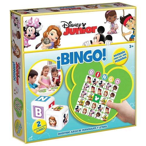 BINGO DISNEY JR
