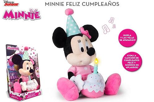 Minnie Feliz Cumpleaños