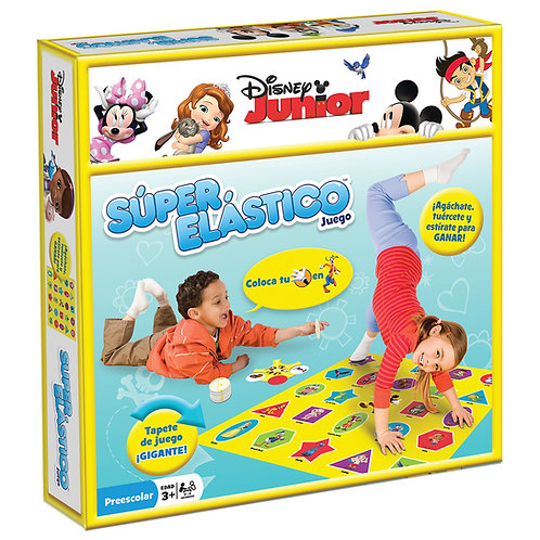 SUPER ELASTICO DISNEY