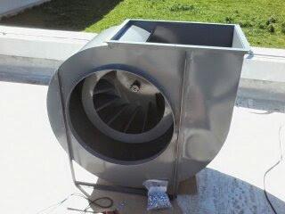 Dufou Ventilación