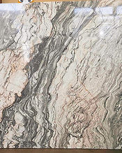 brown grey quartzite countertop material
