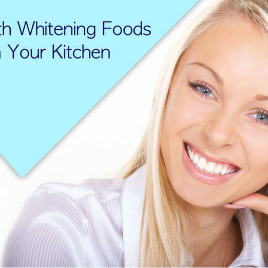 7 Foods That Can Whiten Your Teeth Naturally