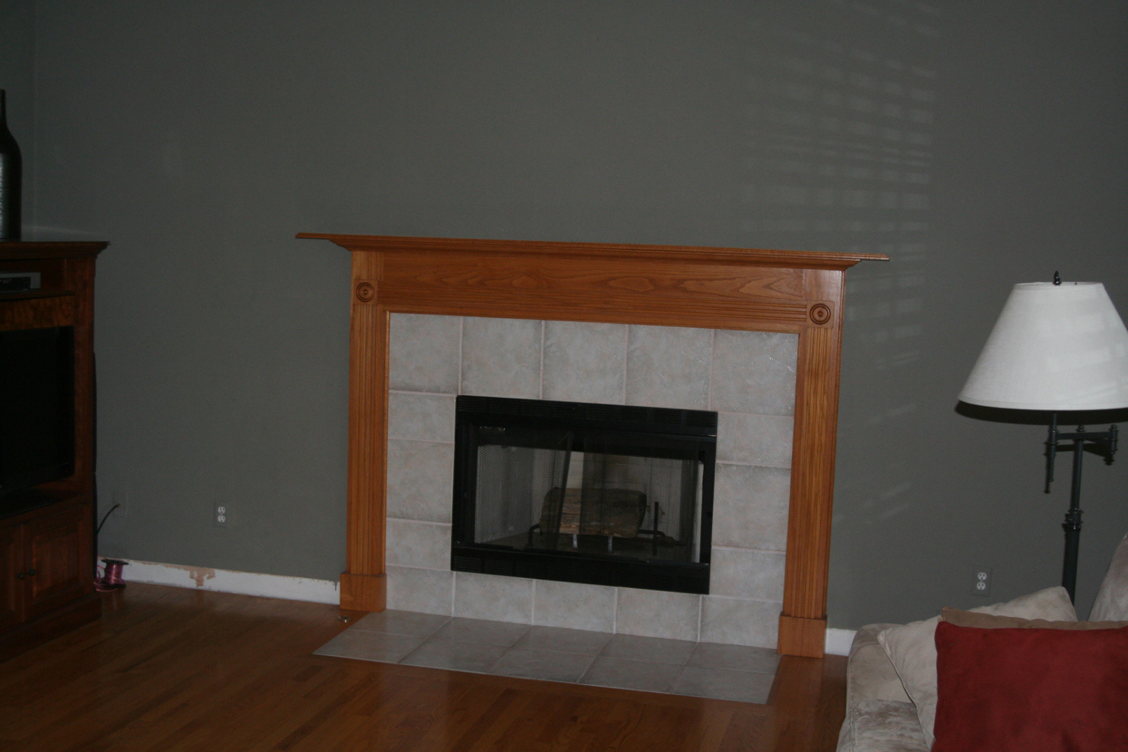 fireplace mantel rockford il Eash Stonew