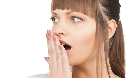 What causes bad breath - The Teeth People