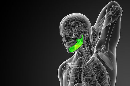 How to stop jaw from popping skeleton -