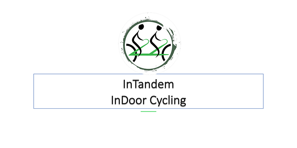 March 13, Wednesday Evening InTandem InDoor Cycling