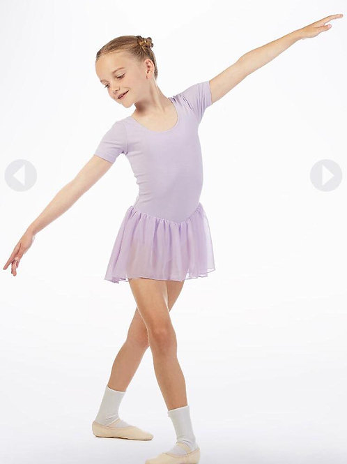 Mini Movers Skirted Ballet Dress - Kids