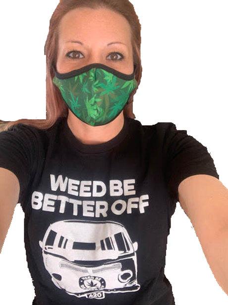 Box of 100 - 420 Friendly Breathe Happy Face Masks