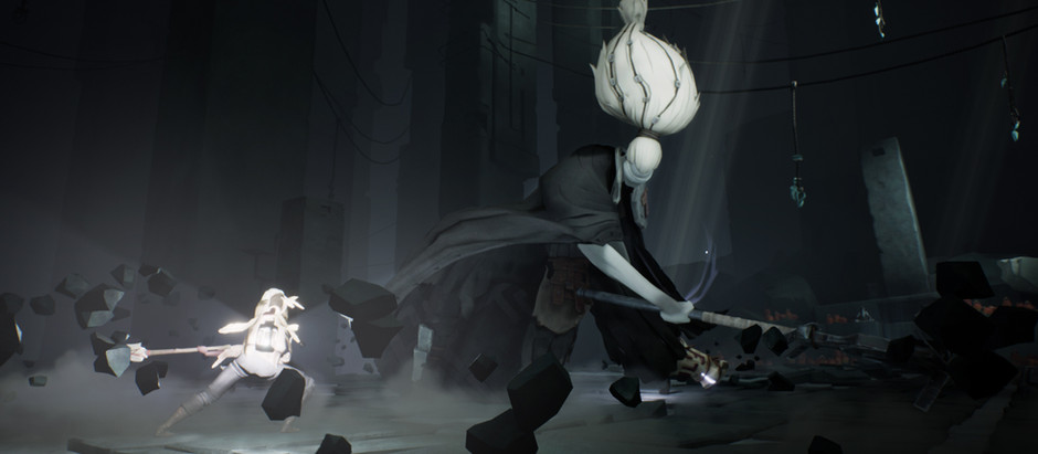 The Lore Of Ashen - The First And Second Ages Of Light