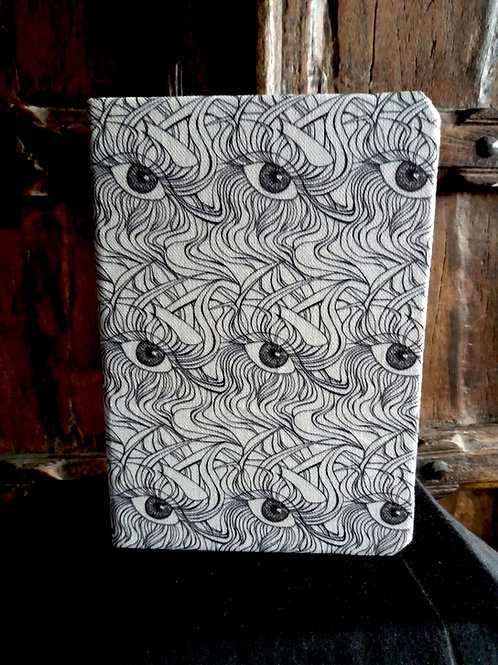 A5 notebook - I only have eyes for you