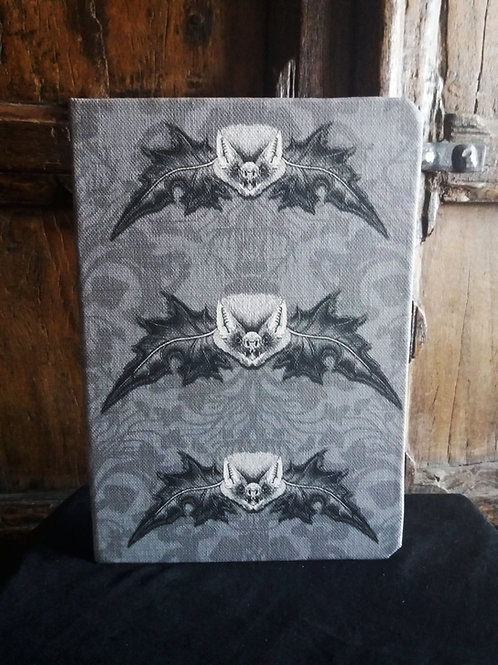A5 notebook - Mr Bat
