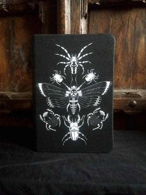 A5 notebook - Midnight Flit