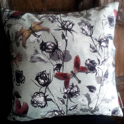First Light Cushion - Bayeux Velvet