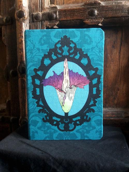 A5 notebook - Corpse Flower