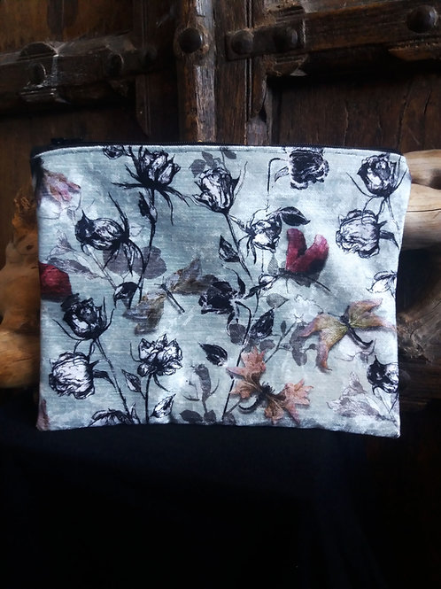 Large Zip Pouch - First light