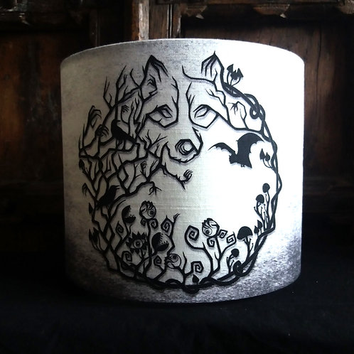"40cm (16"") Lightshade - Into the woods"