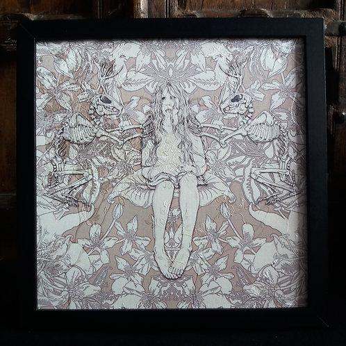 Beautiful Nightmare 2 Framed Wallpaper Print