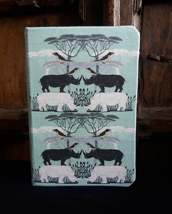 A5 Notebook - Rhino & Friends Do Lunch - PA