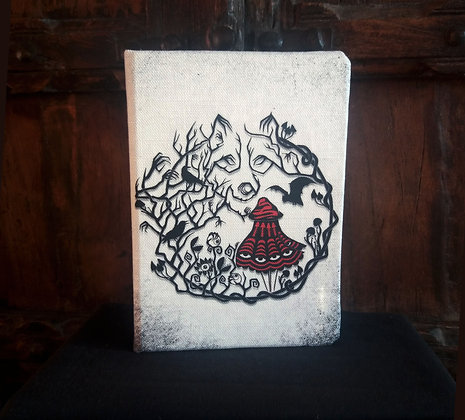 A5 Notebook - Fairytale - Choose Your Design - PA