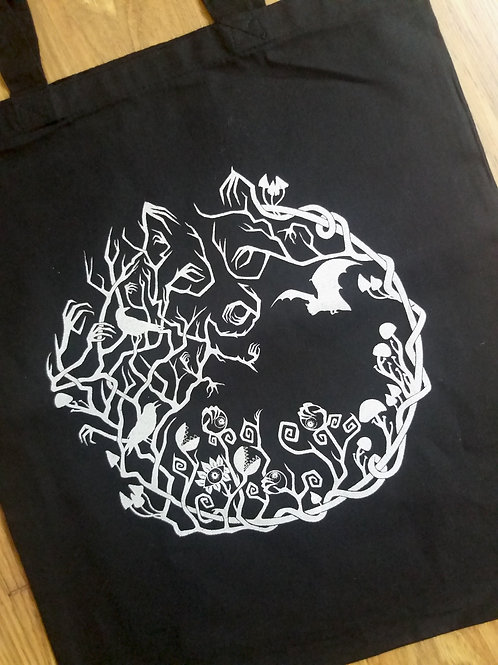Tote bag - Into The Woods