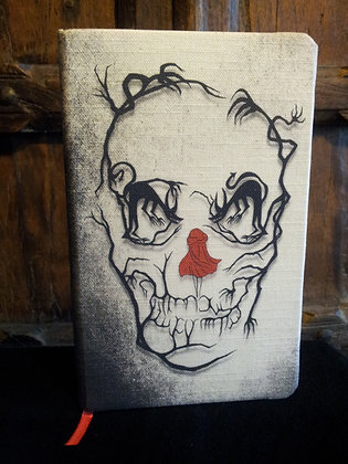 A5 Notebook - Little Red Riding Skull - PA