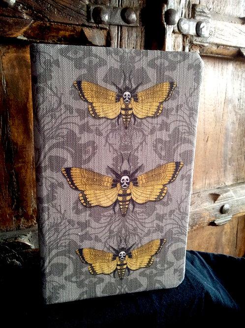 A5 notebook - Flight of Fancy in Grey