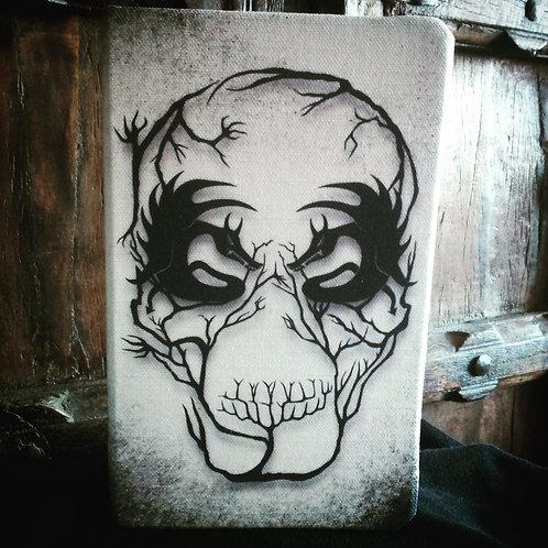 A5 notebook - Demon Skull