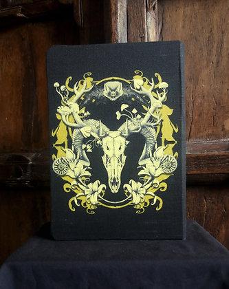 A5 Notebook - Spring Resurrection - Choose Your Colour - PA