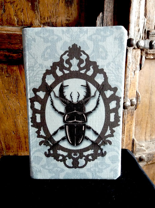 A5 notebook - Stag Beetle