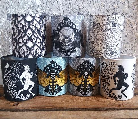 Small Fabric Lantern - Choose Your Design - PA