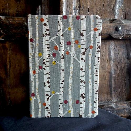 A5 notebook - Autumn Woodland