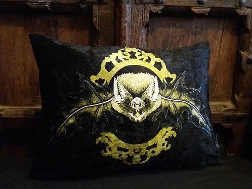 Mr. Bat -Black and Gold