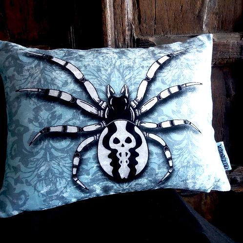Spider Cushion (Bayeux Velvet)