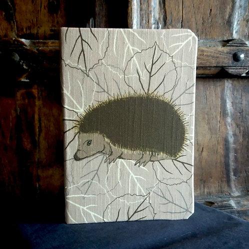 A5 notebook - Hedgehog