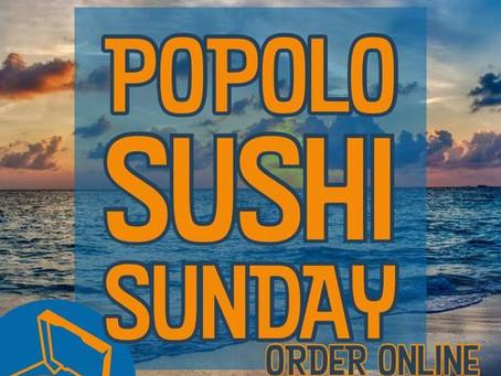 Sushi Sunday 6/27/2021