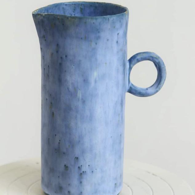 Pichet céramique, grès_