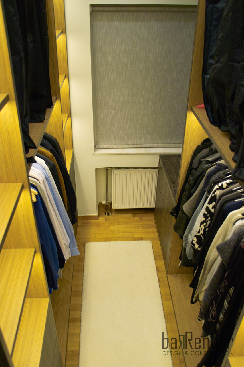 Vrilissia Walk-in-closet