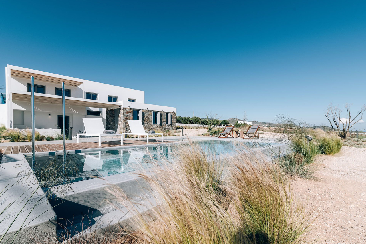 Paros Summer House