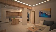 Apartment in Neos Kosmos
