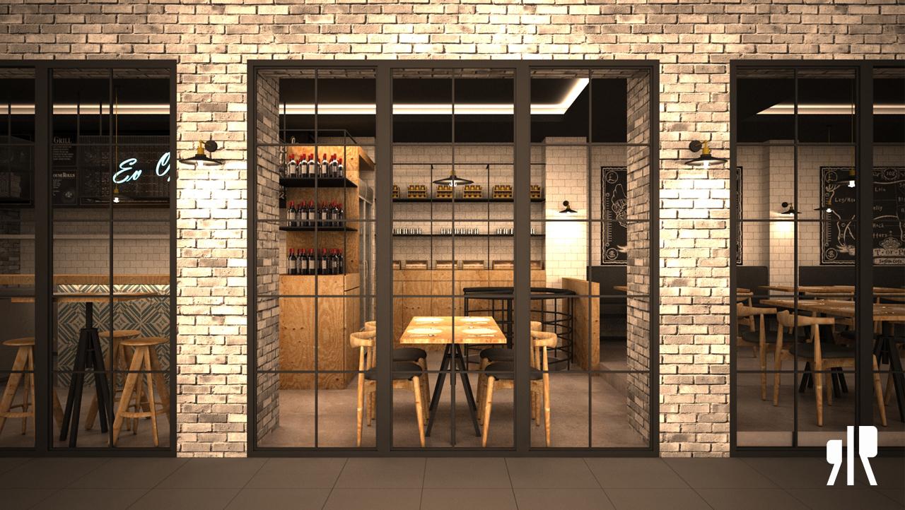 En Omonoia Grill House