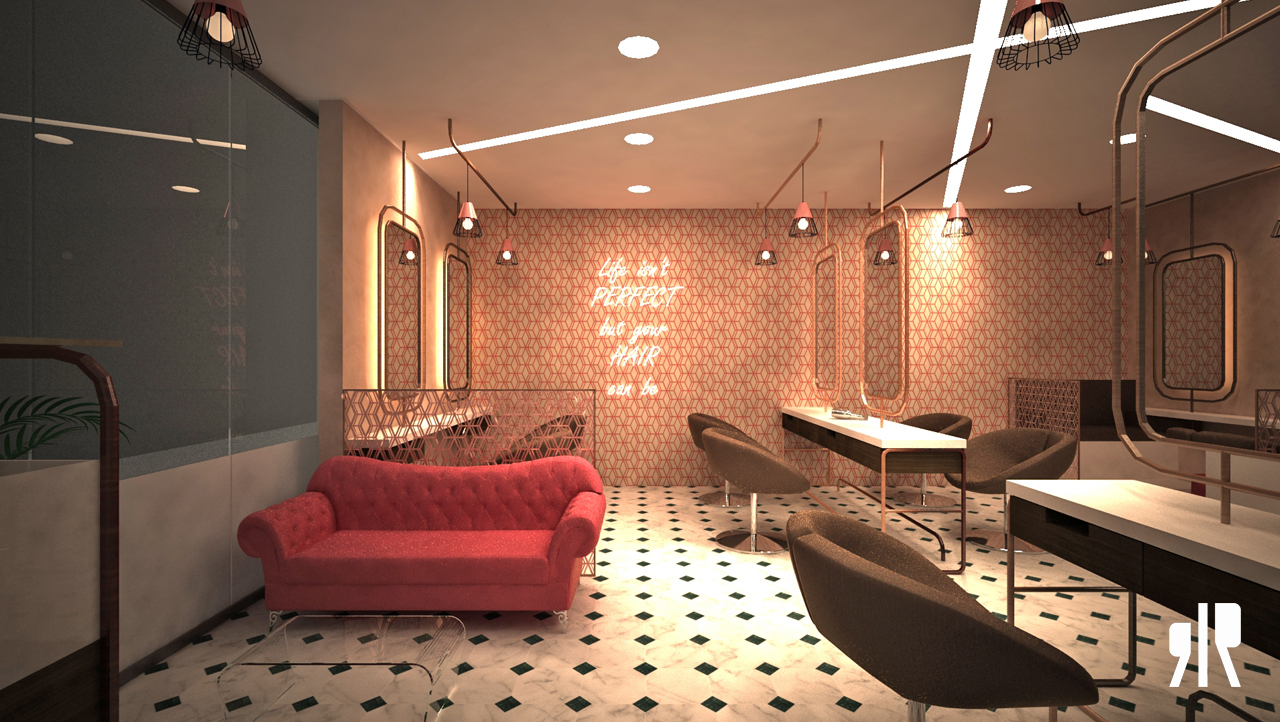 Marianna's Salon de Coiffure