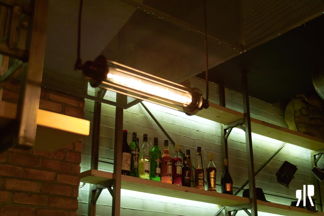 Rag Doll Post-modern Bar