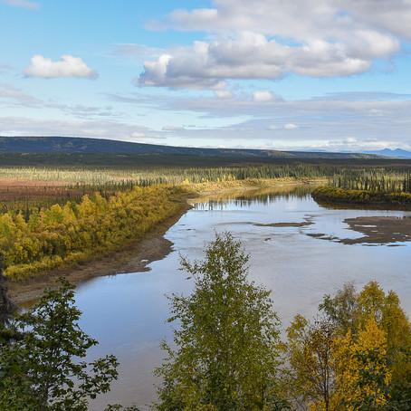 PORCUPINE...rivière des territoires du NW