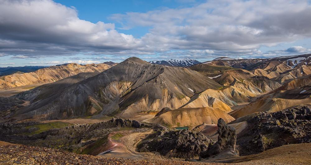 Quelques images de notre dernier séjour (le 6ème) en Islande...