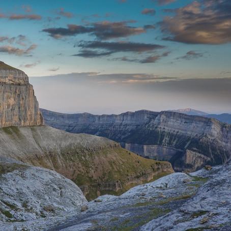 Mont Perdu et Ordessa...3 jours de randonnée...